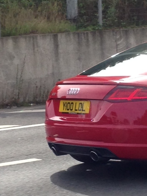 number-plate-personalised