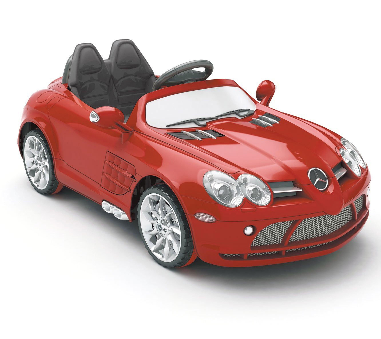 Child's Mercedes