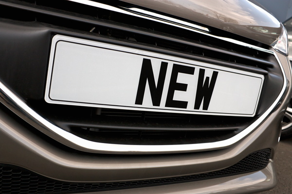 knowing what makes a cheap number plate will help