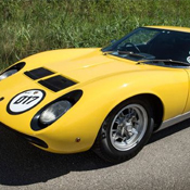 Rare Rod Stewart Lamborghini For Sale